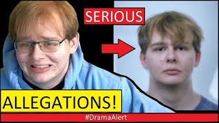 CallMeCarson Serious Allegations! #DramaAlert ( Lunch Club INTERVIEW )