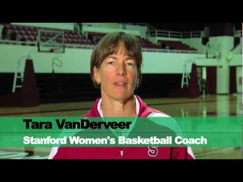 Stanford Coach Tara VanDerveer Words of Encouragement