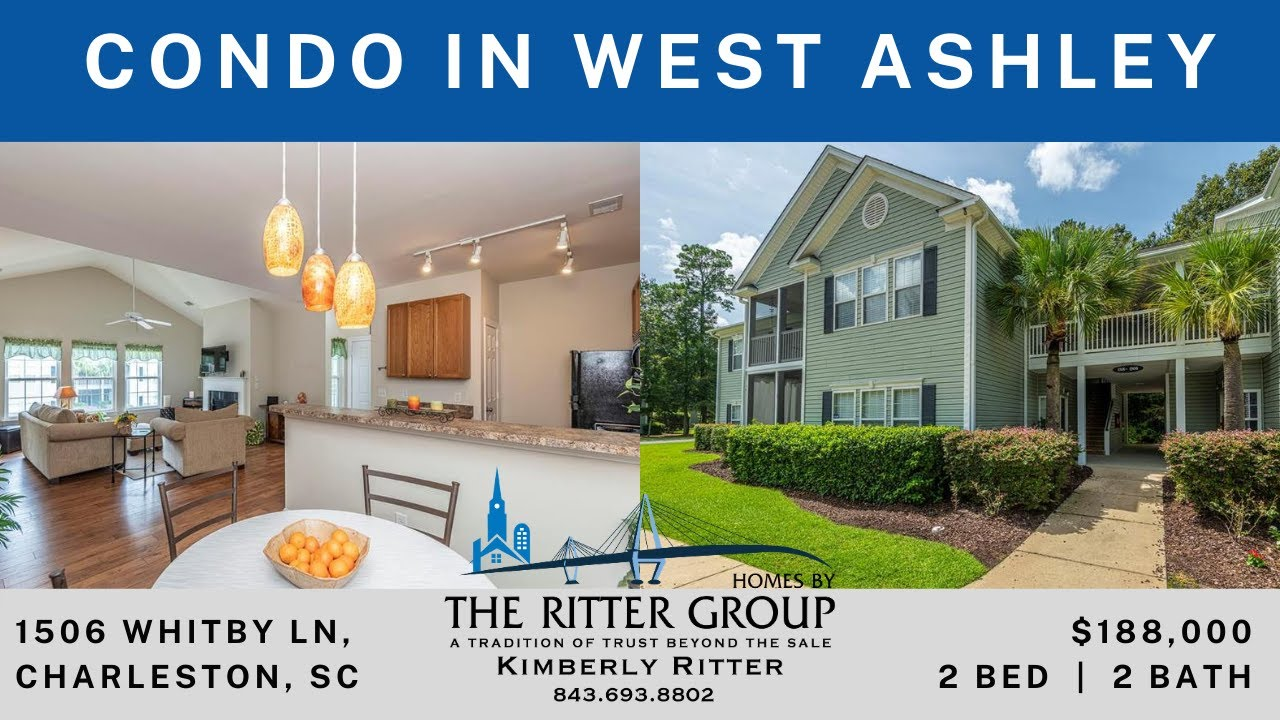 Condos in West Ashley for Sale - 1506 Whitby Lane