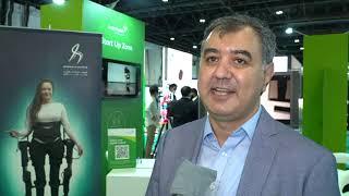 Human in Motion talks to Arab Health TV
