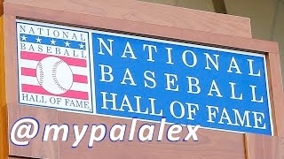 @mypalalex Talks Baseball 2017 Hall of Fame Inductees VLOG