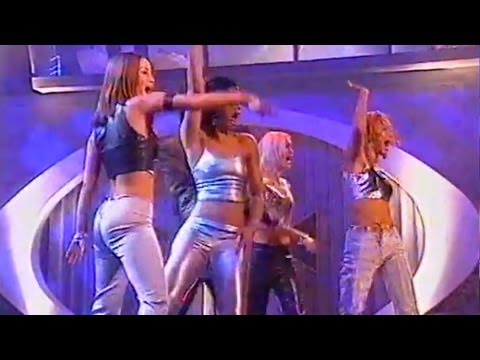 S Club 7 - S Club Party (live) - Smash Hits