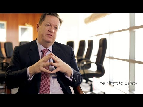 National Bank of Abu Dhabi (NBAD) CEO Alex Thursby on Abu Dhabi as the new safe haven