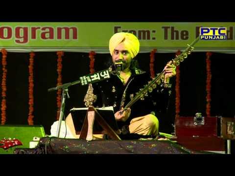Satinder Sartaaj Live Performance   Baba Sheikh Farid Mela 2015   Song 'Maula Ji'