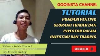 3 Pilar Penting trading forex online