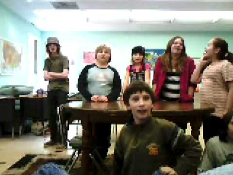 Life 2 & 3 sings The One Semester of Spanish Spanish Love Song