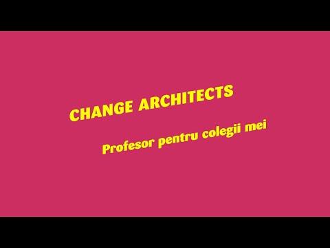 Profesor pentru colegii mei
