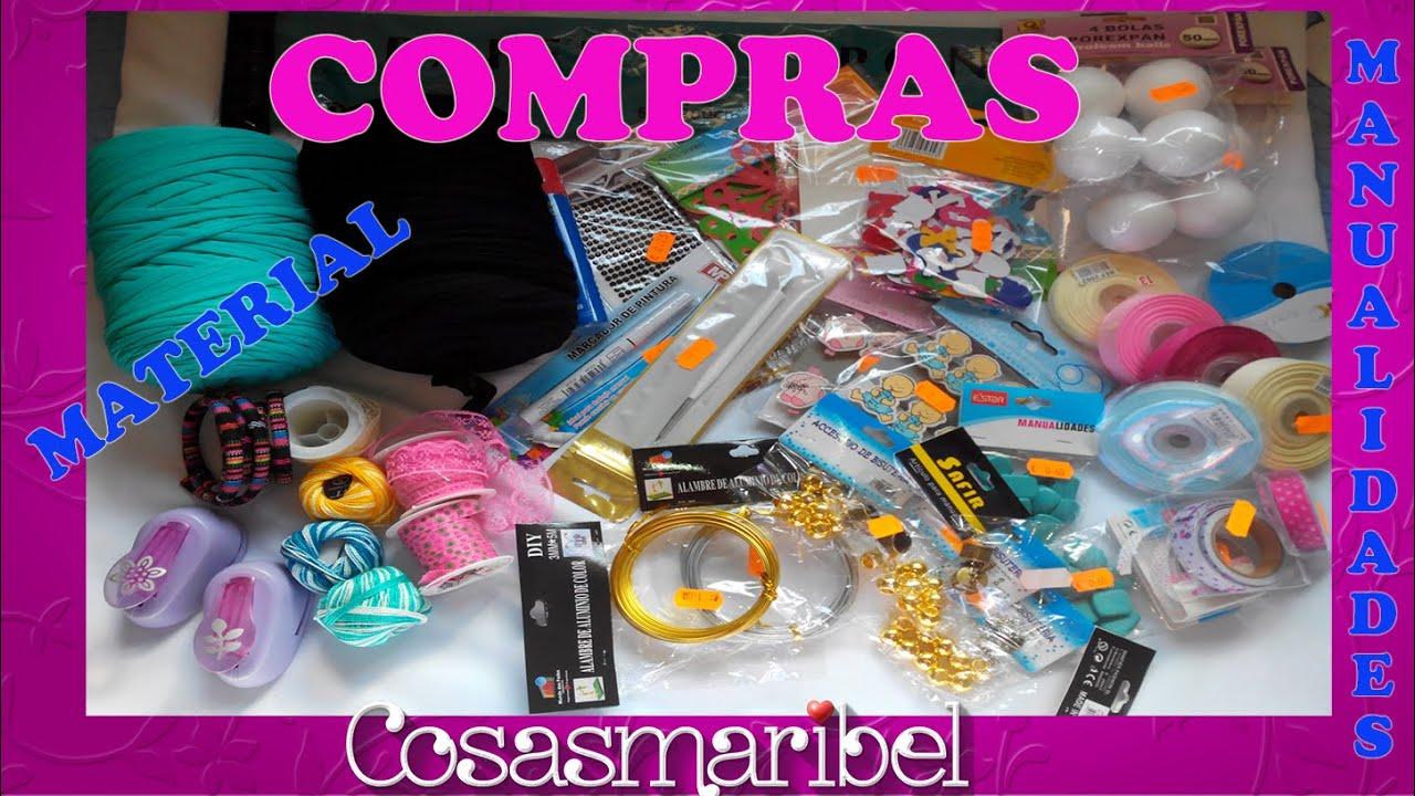 Compritas material para manualidades cositas chulis - Material para insonorizar ...