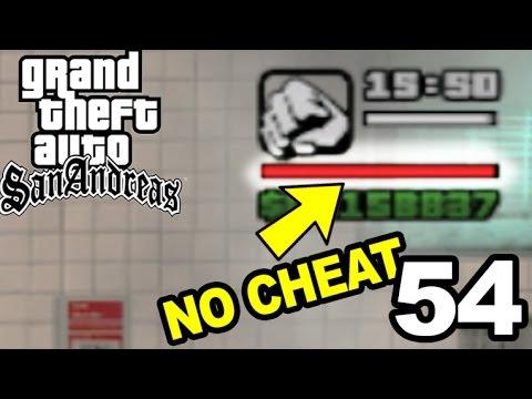 GTA San Andreas | HOW TO GET MAX HEALTH! #54
