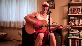 Mr. Jones - Counting Crows (Acoustic Cover by Sean Ferree)