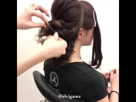 metdaan creative gorgeous hairstyle