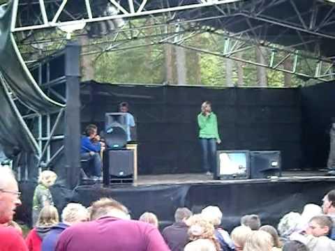 Karaoke-Regenbogencamp Prerow 2009