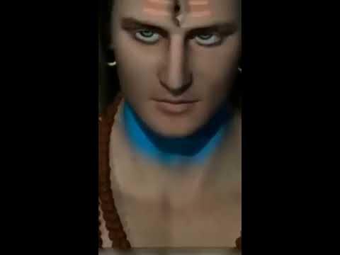 Mera Bhola Hai BhandariLord Shiva in 3D Full screenanimation |