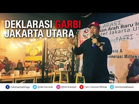 Deklarasi GARBI Jakarta Utara