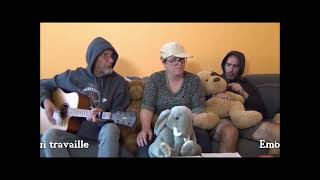 Bandhub camp 2021 - Crie ! (Shout / Tears for Fears) Traduction google