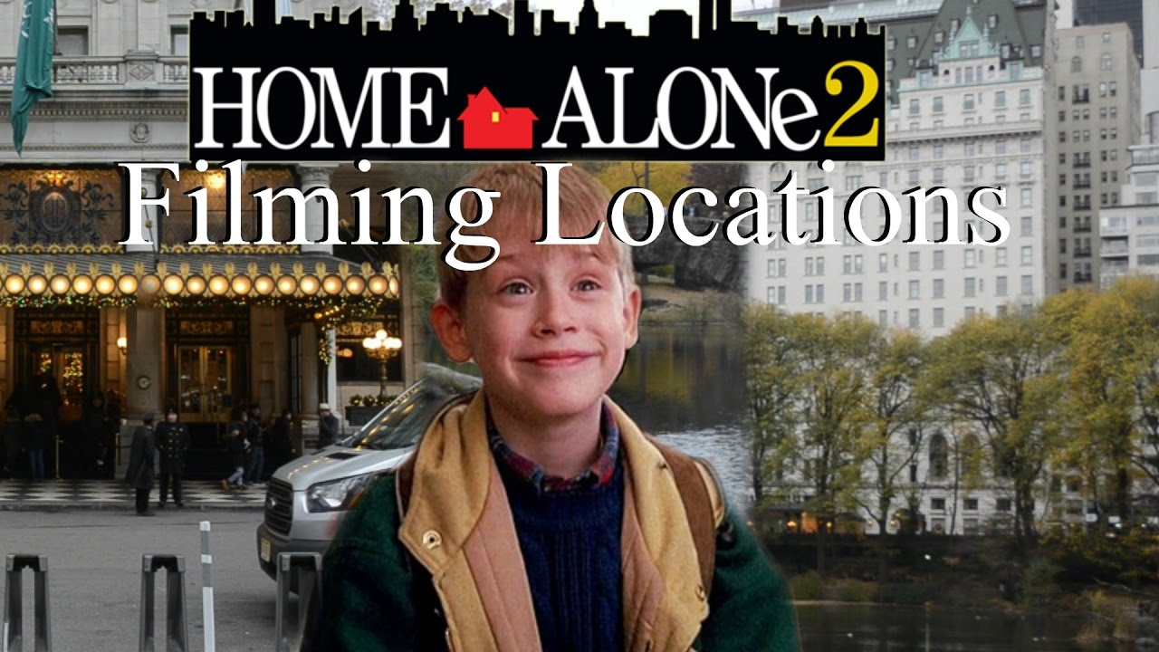 Home Alone  New York Locations