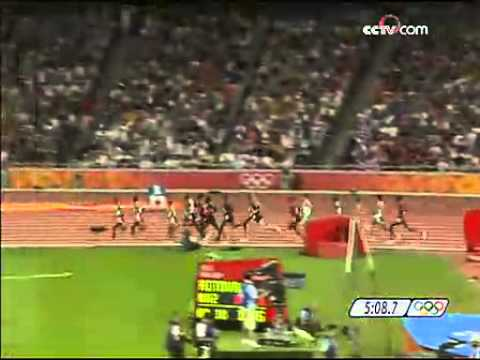 5000m Final Beijing 2008 Kenenisa Bekele Full