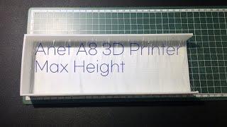 Anet A8 3D P…