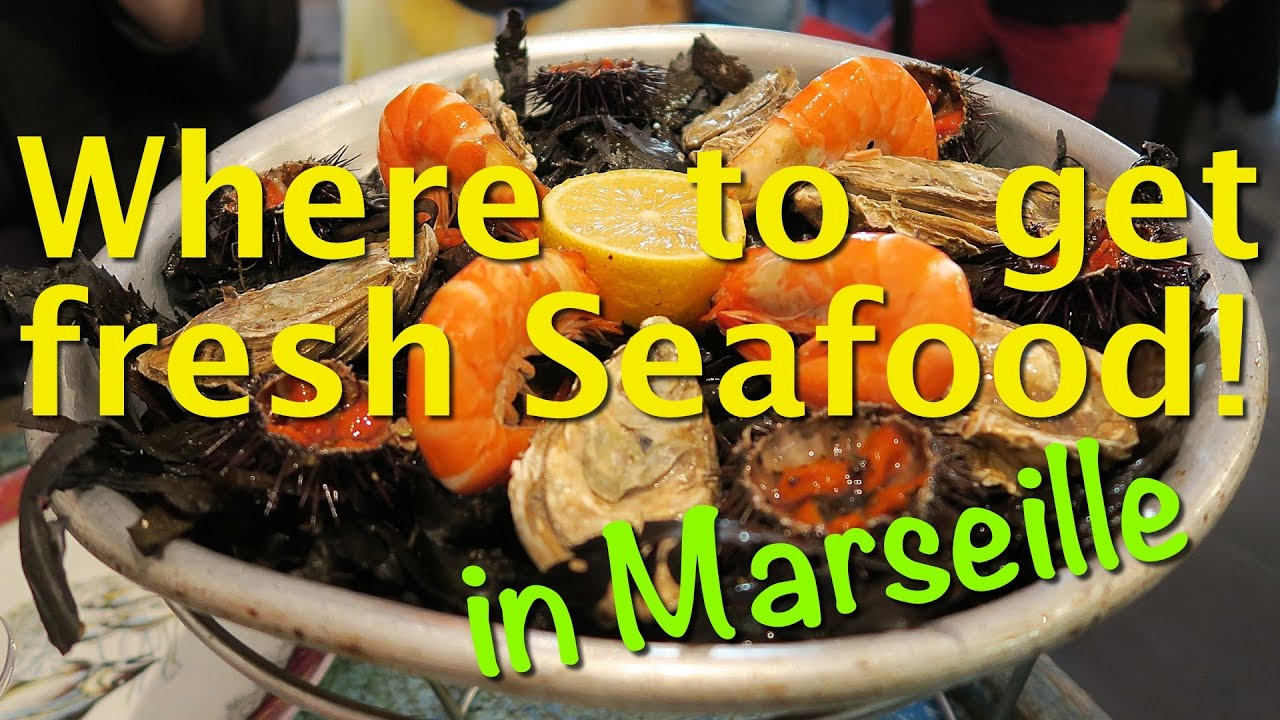 la bo te sardine where to get great fresh seafood in marseille youtube. Black Bedroom Furniture Sets. Home Design Ideas