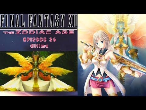 Final Fantasy XII Zodiac Age_Episode 36: Ultima