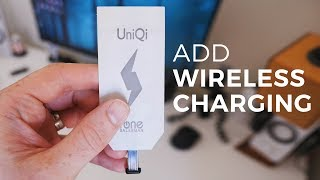 How to add wireless charging to any smartphone