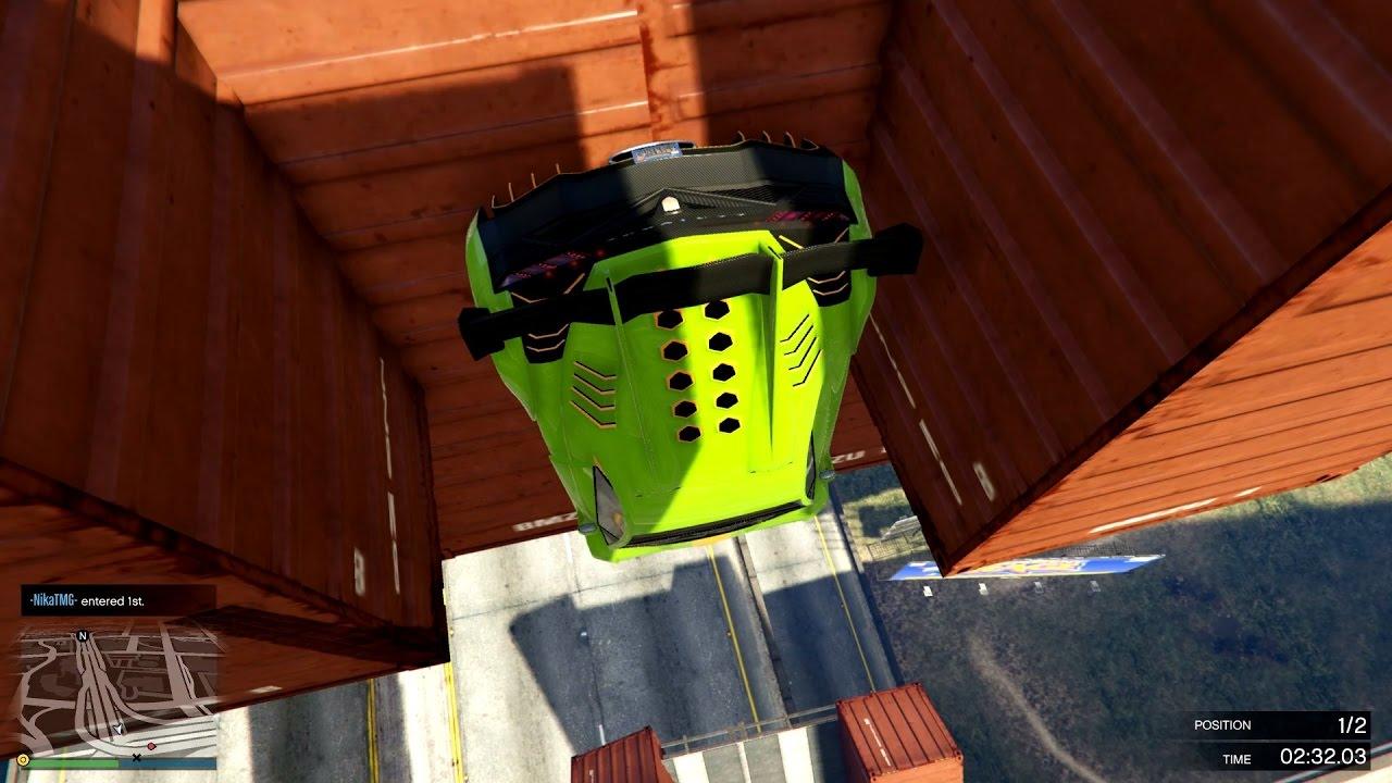 ეპიკური რბოლები (GTA 5 Online ქართულად)