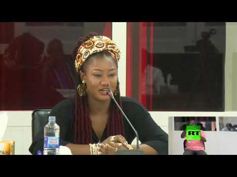 ملكة جمال غامبيا تتهم رئيس بلادها السابق باغتصابها