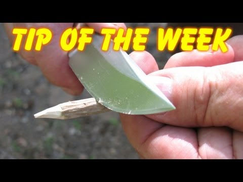 Primitive Fishing Tool - The Gorge Hook -