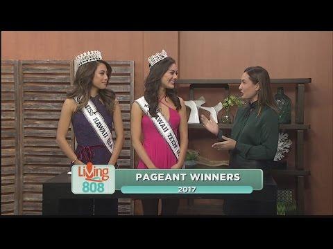 Miss Hawaii USA 2017 & Miss Hawaii Teen USA 2017
