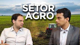 O Futuro do Agronegócio do Brasil   SUZB3; KLBN3; BRFS3; JBS3; BEEF3 e AGRO3