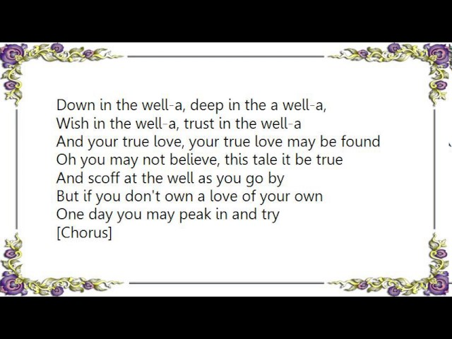 hank-snow-the-wishing-well-down-in-the-well-lyrics-sheron-milbourne