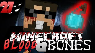 Minecraft FTB Blood and Bones 27 - DREAMING COMES TO LIFE(Minecraft Mod Survival FTB)