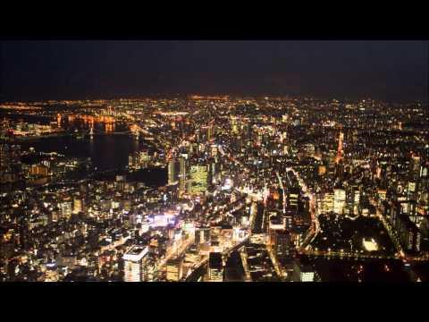 Midnight in Tokyo - Audio Jungle - 1 hour version