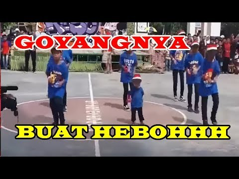Anak Kecil GOYANGnya Anjir Baangeettt ▶  Dj Slow Asik Goyang Sampai Bocor Remix 2018