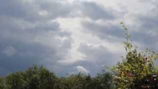 Lidt af det Danske vejr uden lyd 31 - 7 - 2013