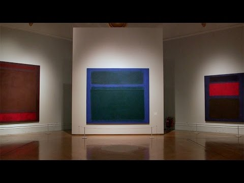 Mark Rothko in 60 seconds