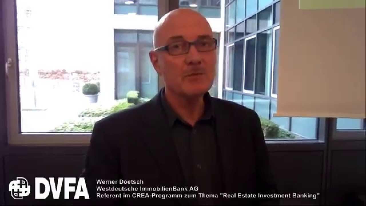 FlipCam-Talk mit Werner Doetsch über das CREA-Programm