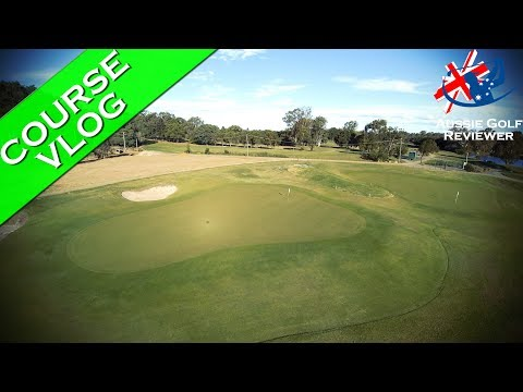 IPSWICH CITY GOLF CLUB COURSE VLOG PART 3
