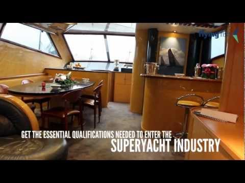 STCW 95 Superyacht Deck Crew - Flying Fish, Cowes