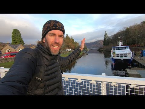 ONE DAY IN SCOTLAND | Tour of the Highlands & Loch Ness