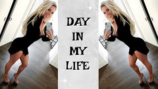 WHAT I DO ALL DAY | Workout, Food, and Fun