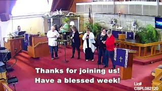 The Hills of Lent : Mt. Olivet- By Pastor Mitch Galloway  Contemporary Service  - 3/25/2018