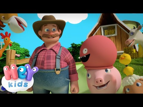 Old MacDonald hat ne Farm - Kinderlieder TV.de