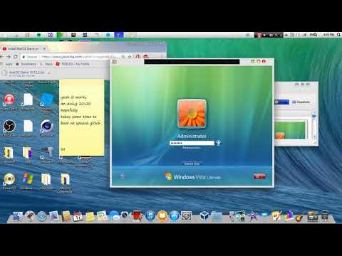 a look at my virtual machine's on vbox