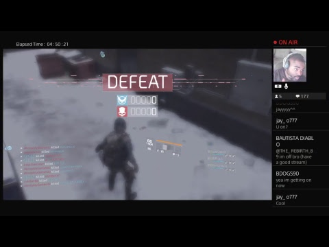 The Division Livestream- Dz&LS|PVP|LIVE ACTION