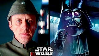 How Admiral Piett Avoided Vader's WRATH and Became a LEGEND in the Imperial Navy! (Legends)