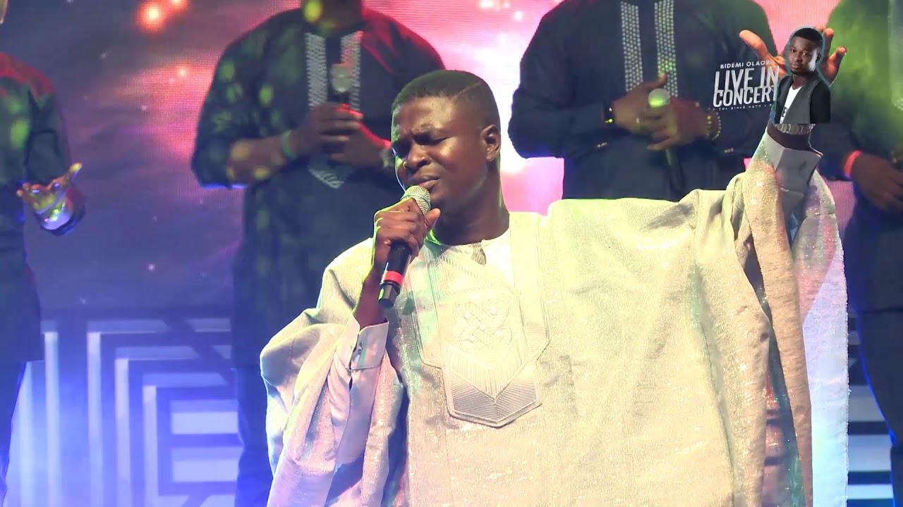 Download BIDEMI OLAOBA's full ministration at BOLIC 1.0! Finally Released! WATCH NOW.