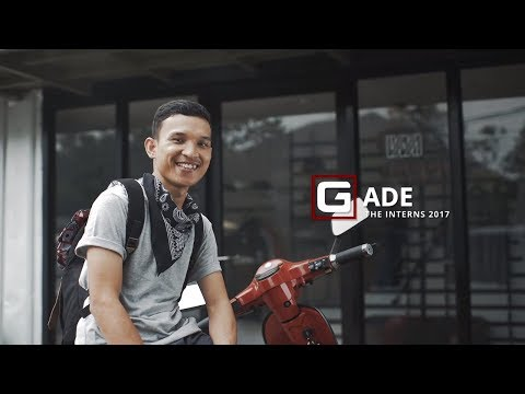 Ade's Story from #TheInterns 2017 | GENERATION-G