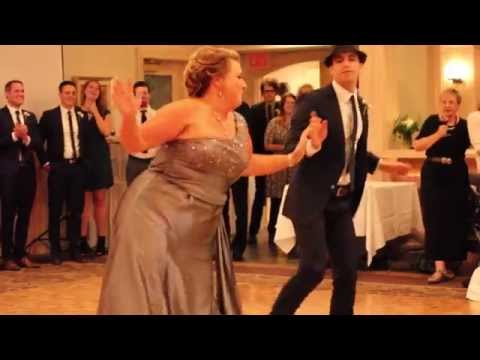 The Best Mother Son Dance EVER!!!
