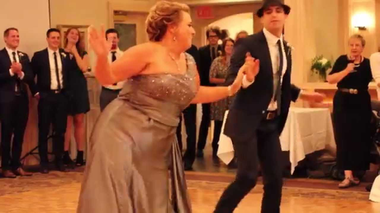 The Best Mother Son Dance EVER!!! - YouTube